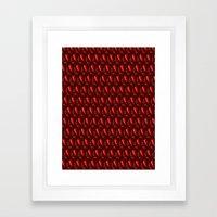 Chipotle Framed Art Print