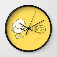 Hatchooo!!! Wall Clock