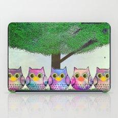 owl-873 iPad Case