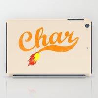 Char iPad Case