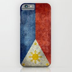 Republic of the Philippines national flag (50% of commission WILL go to help them recover) iPhone 6s Slim Case