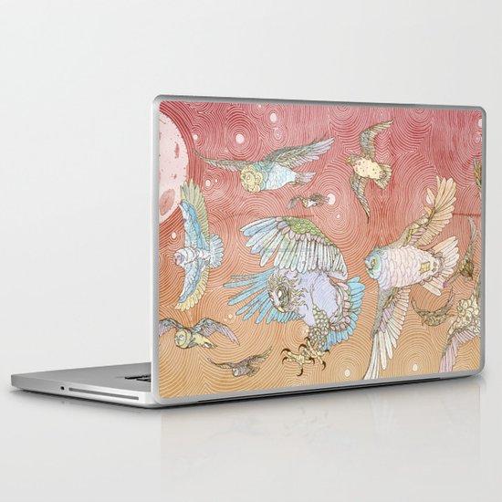 The Migration Laptop & iPad Skin