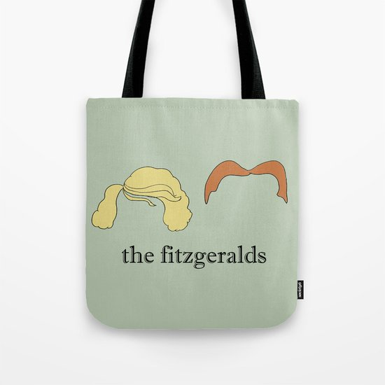 The Fitzgeralds Tote Bag