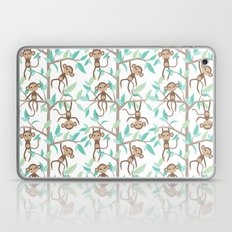 Monkey Jungle Laptop & iPad Skin