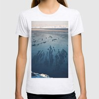 Ilulissat Greenland: The… Womens Fitted Tee Ash Grey SMALL
