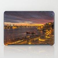 Valletta Twylight  iPad Case