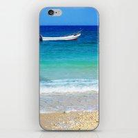 iPhone & iPod Skin featuring From South sea island, Fiji by AstridJN