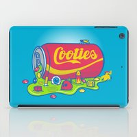 The World has Cooties iPad Case