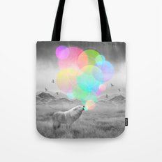 The Echoes Of Silence Tote Bag