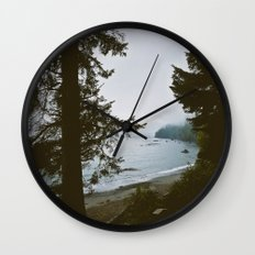 Ocean Beach  Wall Clock