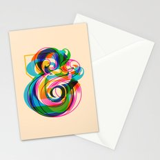 Champersands Stationery Cards