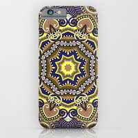 Abstract Geometric India… iPhone 6 Slim Case