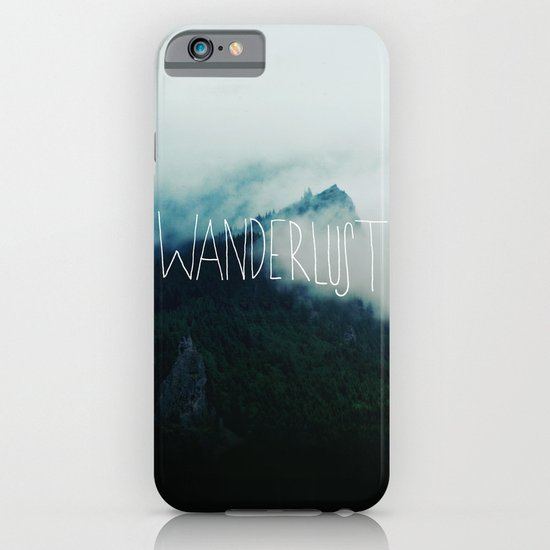 Wanderlust: Columbia River Gorge iPhone & iPod Case