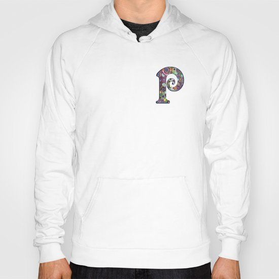 The Letter P Hoody