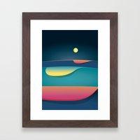 Venus Is Always There Framed Art Print