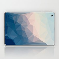 BE WITH ME - TRIANGLES ABSTRACT #PINK #BLUE #1 Laptop & iPad Skin