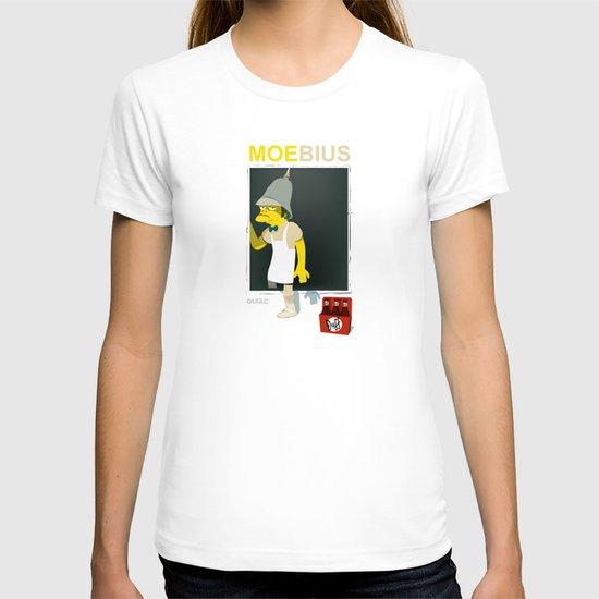 coupling up (accouplés) Moe-bius T-shirt