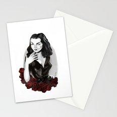 Maila Nurmi (Vampira) Stationery Cards