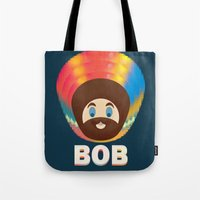 Bob is Magic Tote Bag
