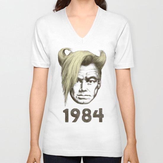 1984 V-neck T-shirt