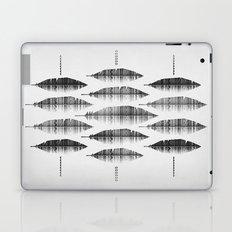 native bling (monochrome series) Laptop & iPad Skin