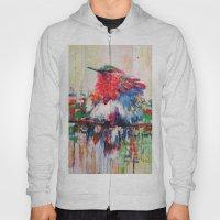 Colorful Bird- Nature  Hoody