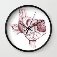 The Heart of Texas (A&M) Wall Clock