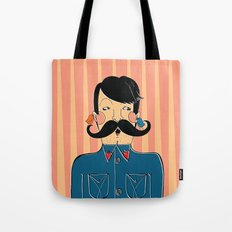 Listen the Sound of Nature Tote Bag
