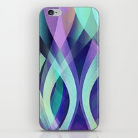 Abstract background G142 iPhone & iPod Skin