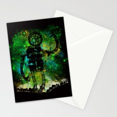 Mad Robot Stationery Cards