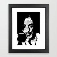 Move The World Framed Art Print