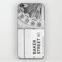 Baker Street iPhone & iPod Skin
