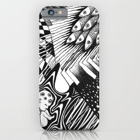 PSYKE2 iPhone & iPod Case