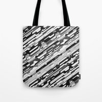 36° (monochrome series) Tote Bag