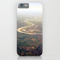 iPhone & iPod Case featuring rhine from above. by zenitt