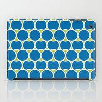 Modern Circles iPad Case