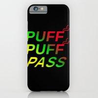 Puff Puff Pass iPhone 6 Slim Case