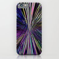 Re-Created  Supernova I by Robert S. Lee iPhone 6 Slim Case
