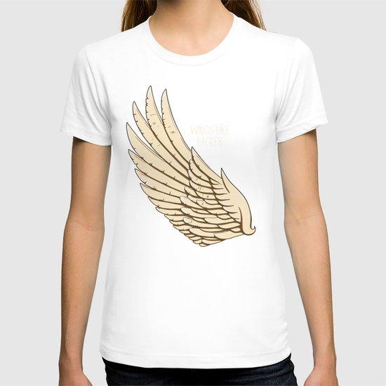 Isaiah 40:31 Wings like Eagles T-shirt