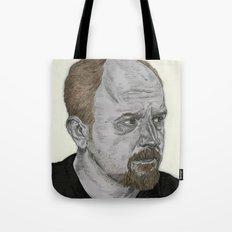 Louis CK Tote Bag