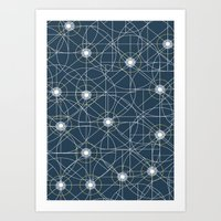 Future Sience Art Print