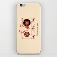 Music Traveler iPhone & iPod Skin