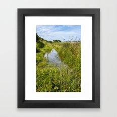 Horsey Island  Framed Art Print