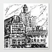 Providence Canvas Print