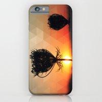 iPhone & iPod Case featuring sunset  by Julia Kovtunyak
