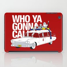 Ghostbusters iPad Case