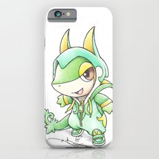 Let's kick some Grass Slim Case iPhone 6s