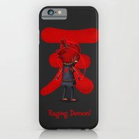 Raging Demon iPhone 6 Slim Case