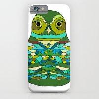 Green Owl iPhone 6 Slim Case