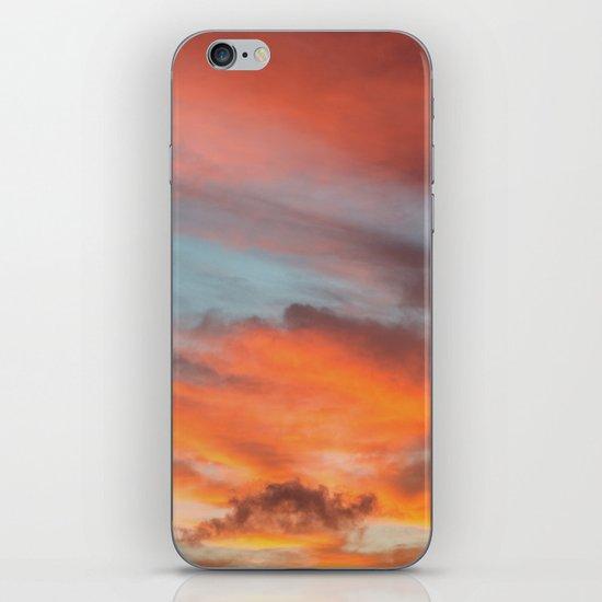 SIMPLY SKY iPhone & iPod Skin